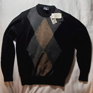 Docker's Sweater for Men's, Textured Chemille